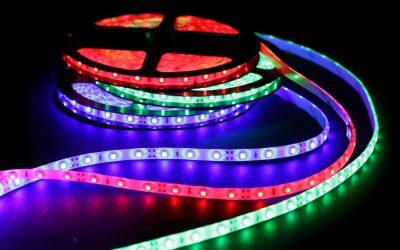 Stort udvalg af LED strips samlet online